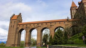 Kwidzyn - tam znajduje się największa latryna w Europie