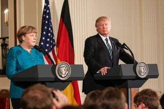 USA i Niemcy na kursie kolizyjnym