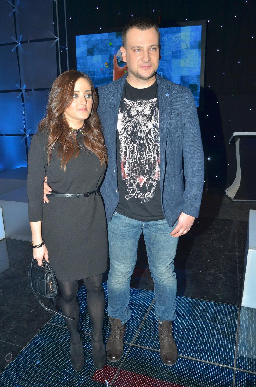 Grzegorz Bardowski i Anna Warachim