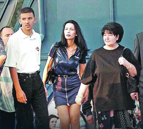 Marko, Marija i Mira Milošević