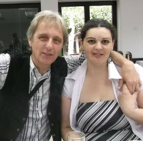 Nikodije Božinović i Mirjana Inđić