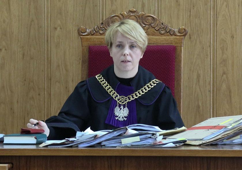 sędzia Anna Tyszkiewicz