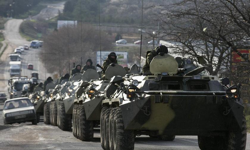 Wojska Rosyjskie