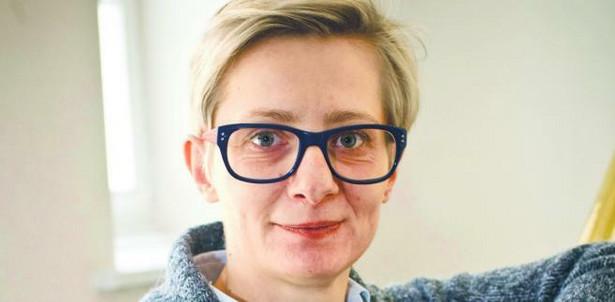 Monika Krywow, przewodnicząca Ogólnopolskiego Stowarzyszenia Asystentów Sędziów