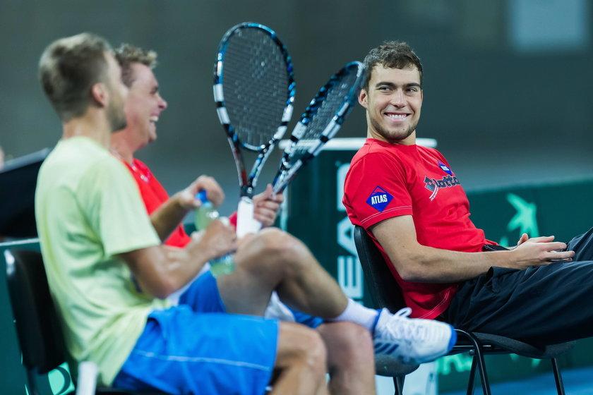 Roland Garros: Jerzy Janowski nie zagra w deblu. Wystawił go Matkowski