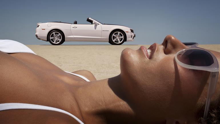 Walentynki i samochody
