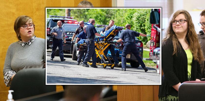 Dwie 12-latki chciały złożyć krwawą ofiarę dla Slendermana, zabijając koleżankę. Teraz jedna z nich wyjdzie na wolność