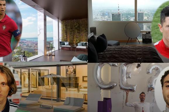 Hrvat ima najluksuzniji dom u Madridu, Ronaldo najskuplju kuću u Portugalu - a Eriksen? ON JE DRUGA PRIČA