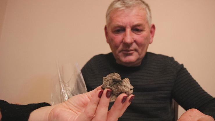 Dragan pronašao meteor na imanju