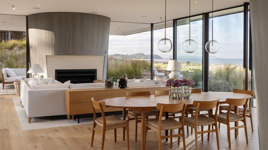 Dom na wydmie w Nowej Zelandii. Piękno minimalizmu!