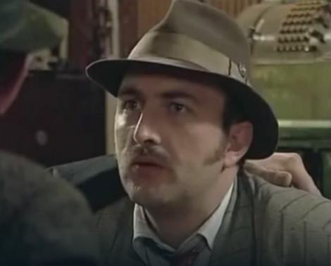 Predrag Smiljković, kao Tika Špic