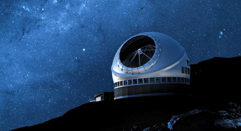 Hawaii telescope project, long disputed, will begin construction