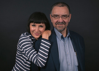 Marzena Dębska o swoim mężu: Był obrońcą życia. To on tak naprawdę był pro life