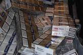 65 boksova cigareta u krovu kabrioleta