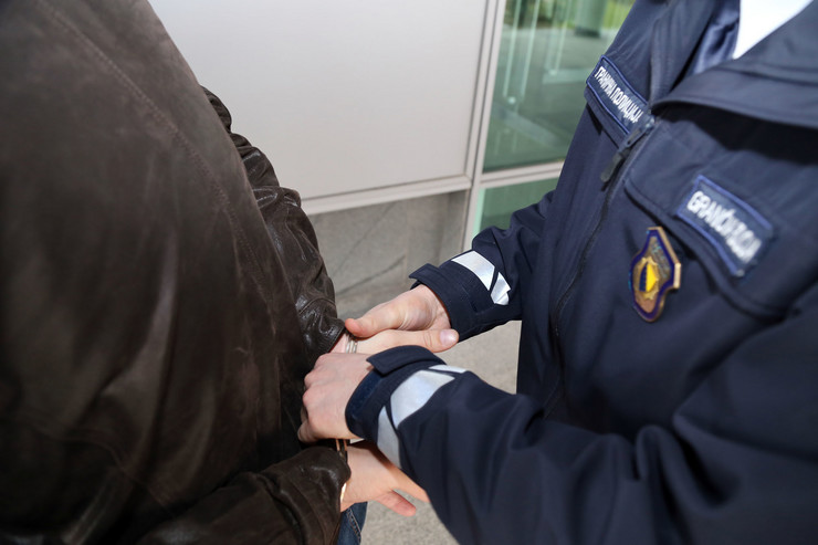 Granicna policija BiH hapsenje