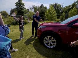 Tech Familia testuje Land Rovera Discovery Sport