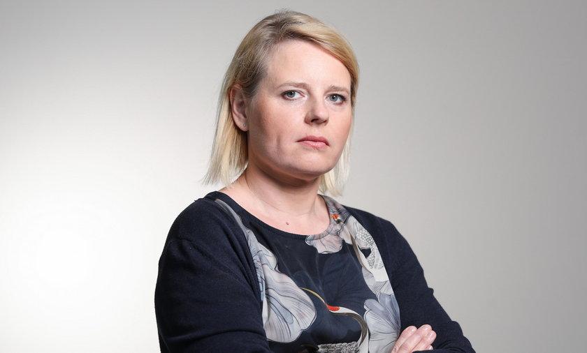 Justyna Węcek, ekspert Faktu