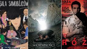 """""""Sala samobójców"""", """"Róża"""" i """"W ciemności"""" walczą o polskie Oscary"""