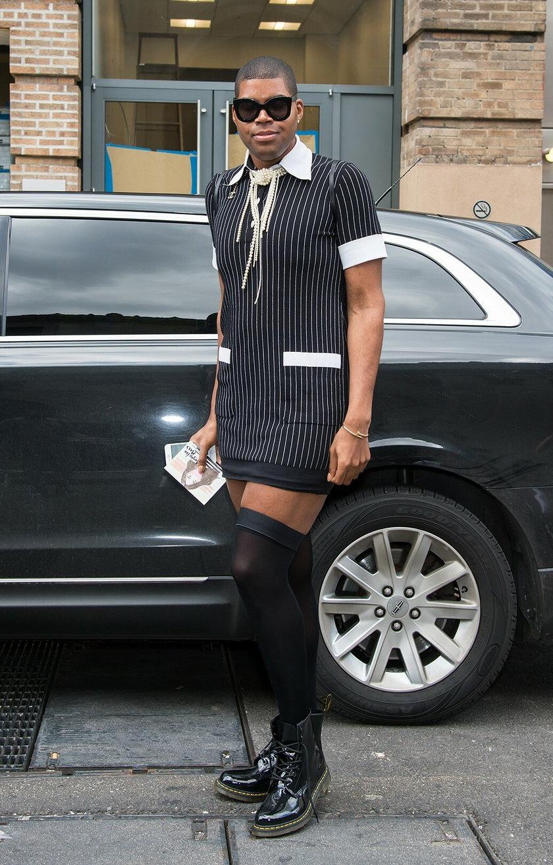 Syn legendy NBA ubiera damskie ciuchy! Zobacz zdjęcia!
