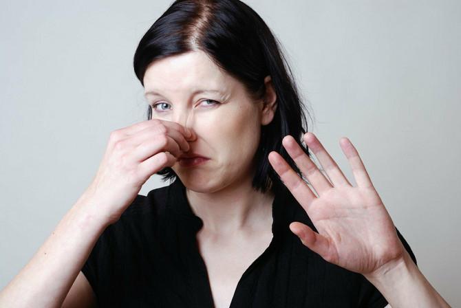 Pronađite izvor neprijatnog mirisa i rešite ga se