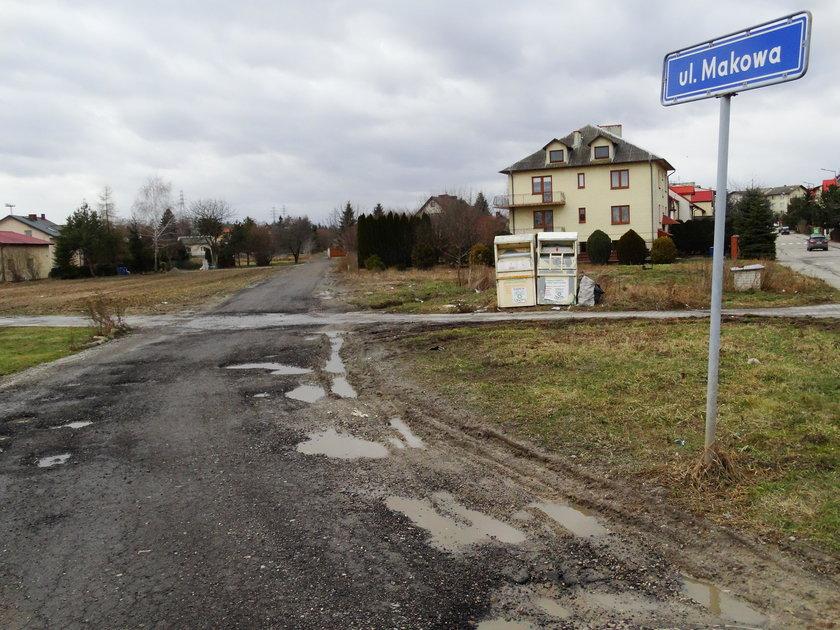 Ulica Makowa