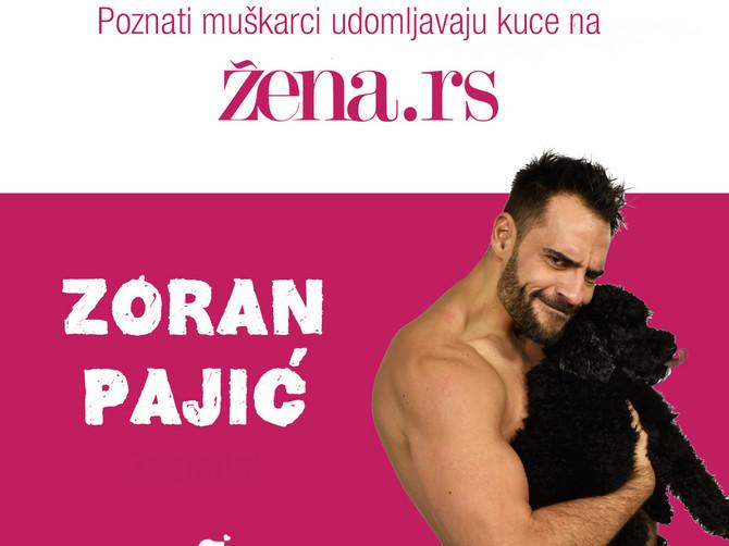 """Smrznute kuce ušuškale su se ispod Zoranovih bicepsa, a on je poslao VAŽNU PORUKU: """"One čekaju, samo ne znam ŠTA VI ČEKATE"""""""