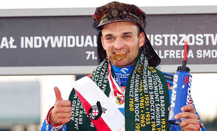 Przed Bartoszem Zmarzlikiem kolejne wyzwanie - trzeci tytuł mistrza świata na żużlu