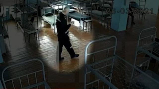 Navaljni u zatvoru