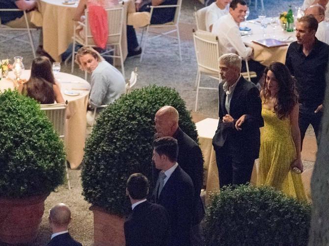 Ovo je POSLEDNJA zajednička fotografija Džordža i Amal Kluni: Glumac je konačno rekao istinu o RAZVODU