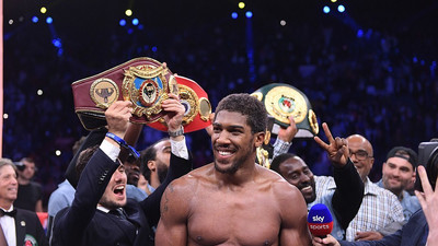 No knockout but Anthony Joshua showed prime boxing techniques to outclass Ruiz