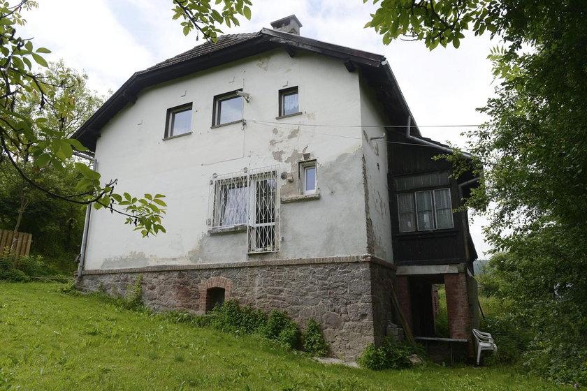 Dom Violetty Villas († 73 l.) w Lewinie Kłodzkim