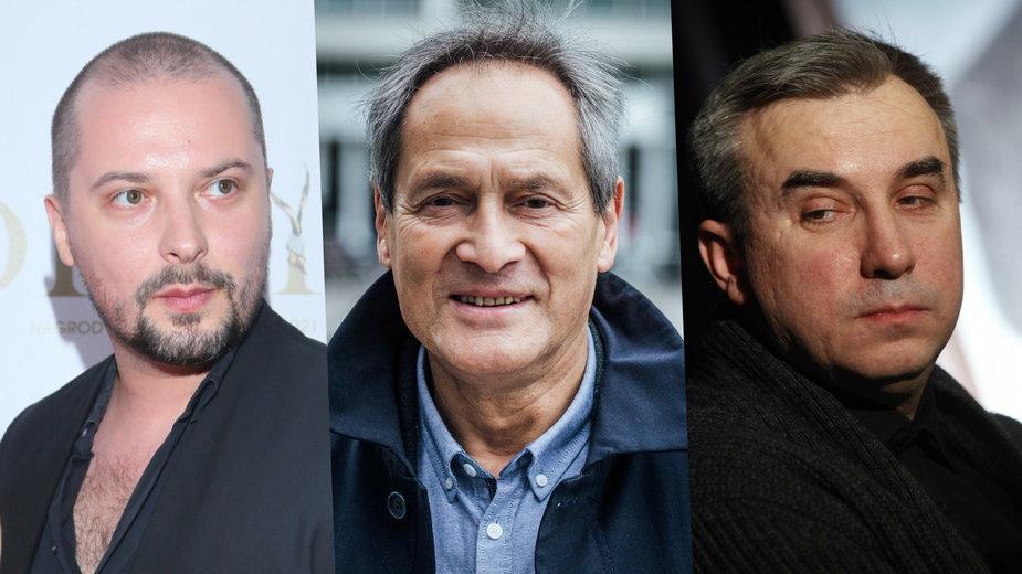 Antoni Komasa-Łazarkiewicz, Jerzy Zelnik i Wojciech Sumliński
