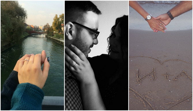 Ovo su najlepši verenički selfiji. Čestitamo!