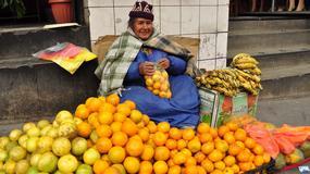 Chirimoya, tumbo, guineo - owocowy raj w Boliwii