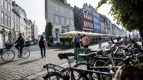 Dziś w Kopenhadze mieszka ponad 600 tys. ludzi. Stolica Danii chce być najbardziej przyjaznym rowerzystom miastem na świecie