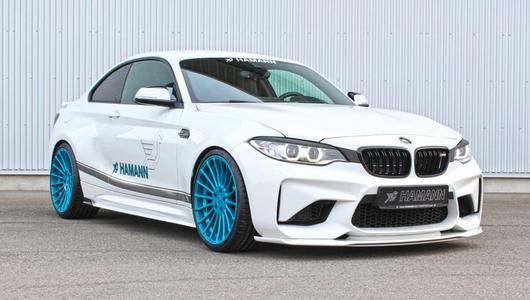 Hamann BMW M2 – mocy nigdy za wiele