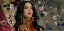 Królewska Katy Perry w nowym klipie