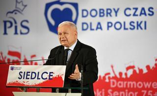 PiS chce mieć kolejnego wicemarszałka Senatu