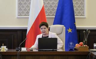 Premier: Skandaliczne wydarzenia w PE. Odniosę się do nich na szczycie