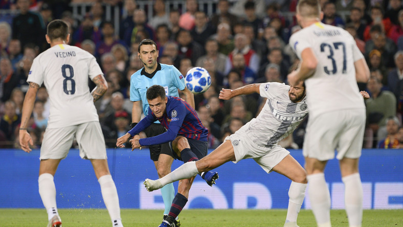 a683e0523 Liga Mistrzów: FC Barcelona – Inter wynik i relacja - Liga Mistrzów