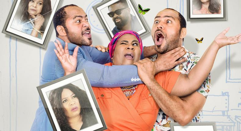 Crazy People is one of the Nollywood movies coming to Netflix soon