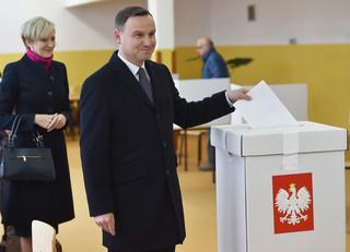 Politycy już zagłosowali