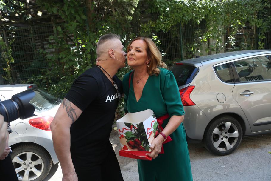 Đorđe David i Ana Bekuta