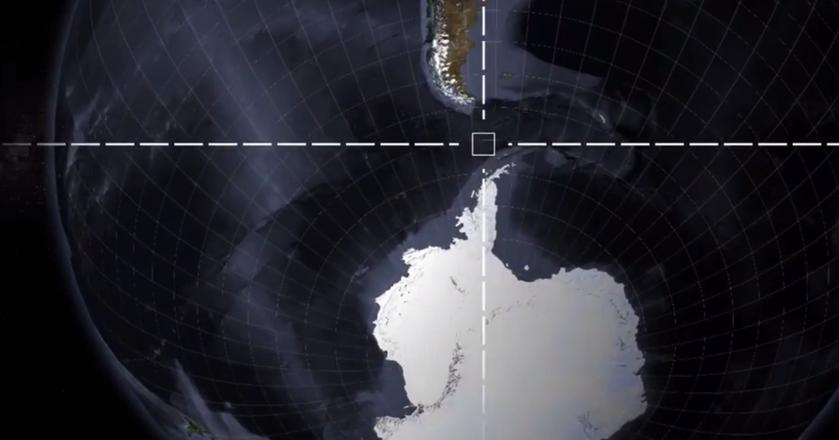 BI: Ogromny fragmet lodu oderwał się od Półwyspu Antarktycznego