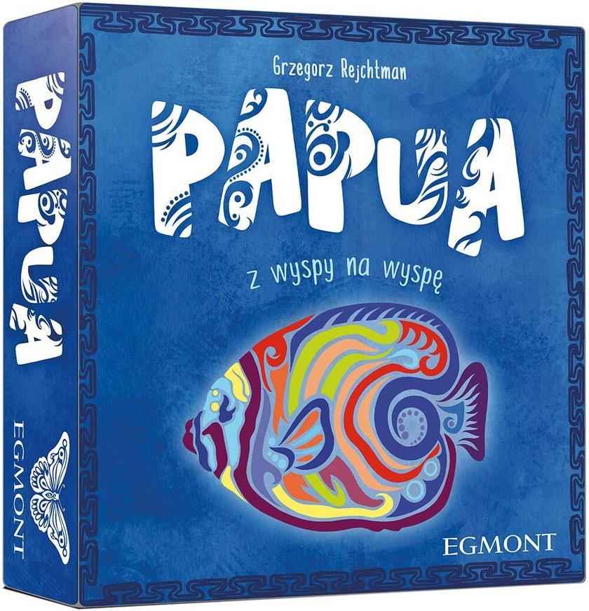 Gra planszowa Papua