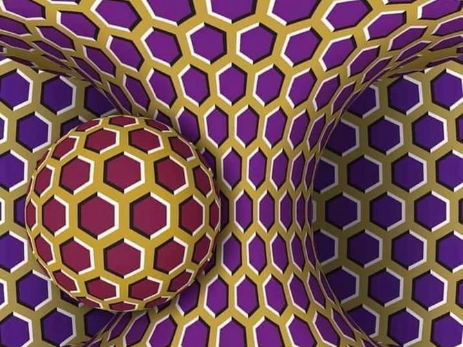 Nova optička iluzija zapalila društvene mreže: Ovo NIJE SNIMAK, ovo je slika, a kad poklopite jedno oko desi se GENIJALNA STVAR