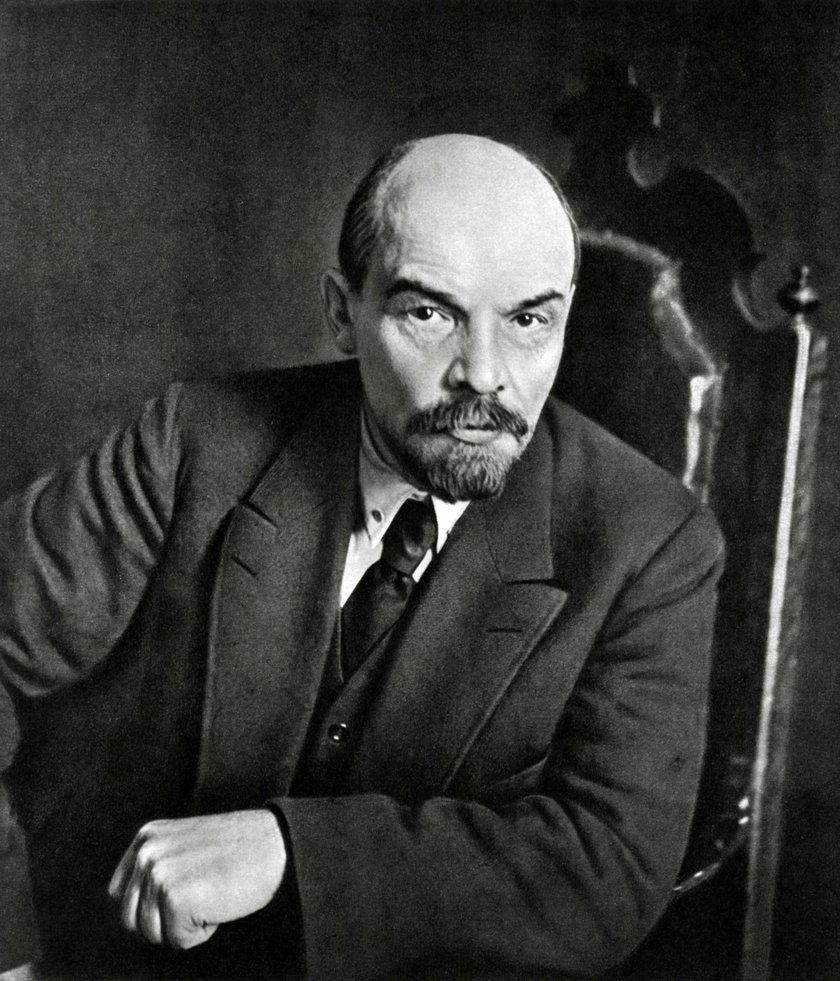 Putin oskarża Lenina