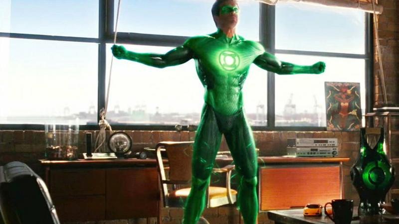 """Ryan Reynolds o filmie """"Green Lantern"""""""