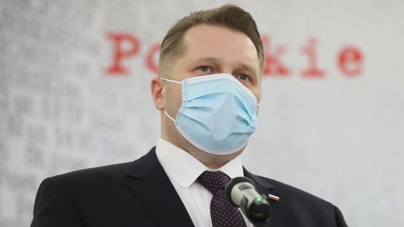 Przemysław Czarnek PAP/Leszek Szymański