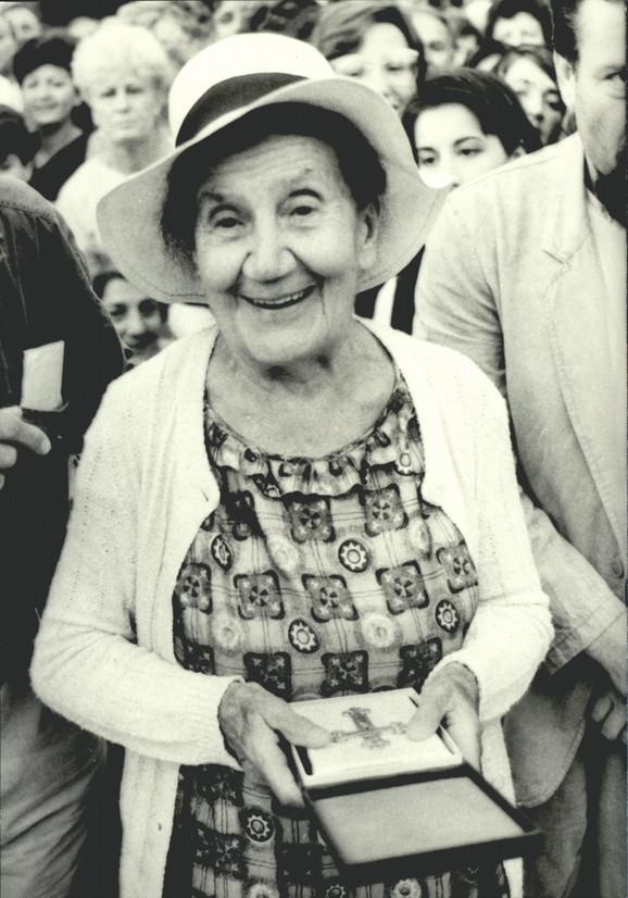 Desanka Maksimovi